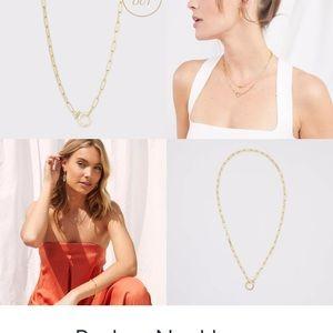 BRAND NEW* Gorjana Parker Necklace